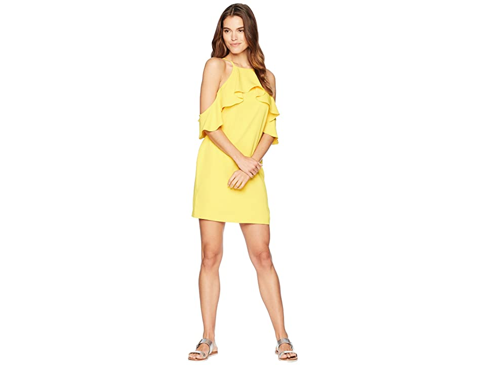 Trina Turk Roseville Dress (Sunshine) Women