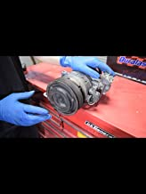 A/C Compressor Clutch, Coil, Bearing and Pulley Diagnosis and Replacement