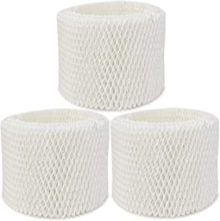YUEFENG Humidifier Filter for Vicks & Kaz WF2 Humidifier V3100, V3500, V3500N, V3600, V3700, V3800, V3850, V3850JUV, V3900, V3900JUV, VEV320, 3020, ECM-250i, ECM-500, WA-8D, Replacement WF2 Filter (3)