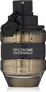Viktor and Rolf Spicebomb Eau de Toilette Spray for Men, 1.7 Ounce