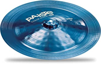 Paiste 16 Inches Color Sound 900 Blue China Cymbal