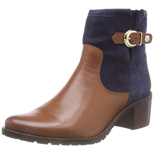8ae10cb179f2a CAPRICE Women's Fiona Ankle Boots
