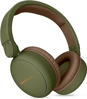 Energy Sistem Headphones 2 Bluetooth (Auriculares inalambricos,Circumaural, Plegable, bateria Recargable,Audio-in) Verde