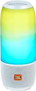JBL Pulse 3 Portable Bluetooth Speaker White- K951408