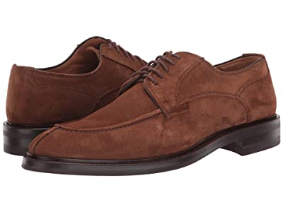 Aquatalia Grady (Chestnut Suede) Men