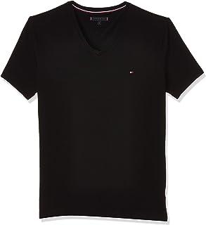 Tommy Hilfiger Core Stretch Slim Vneck Tee T-Shirt Homme