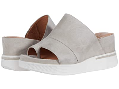 Gentle Souls by Kenneth Cole Gisele 65 Sporty Slide (Mushroom Suede) Women