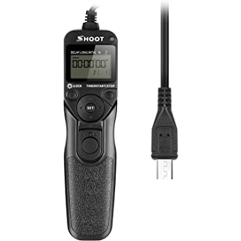 S2 Disparador Remoto Cable Cable para Sony Sony Hx300 a7r A7 A58 Pixel Rc-201