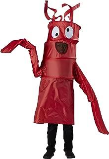 Wacky Waving Arm Flailing Tube Dancer Costume Red - Medium 8-10