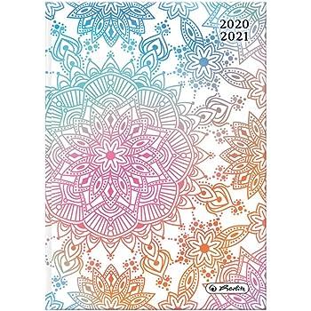 A5 Herlitz Schülerplaner Schülerkalender 2020-2021 Format