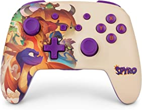 PowerA - Mando inalámbrico mejorado Spyro (Nintendo Switch)