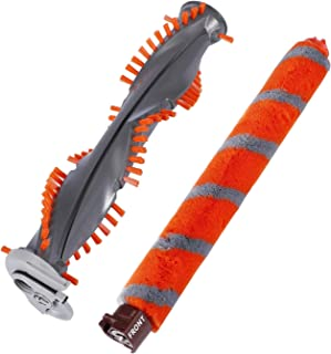 Wigbow Soft Brush Roll and Powered Lift-Away Roller Brush Cleaning Tool Replacement Compatible with Shark DuoClean NV800 NV801 NV803 UV810 HV380 HV381 HV382 HV384 Vacuum