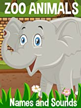 Zoo Animals Names and Sounds