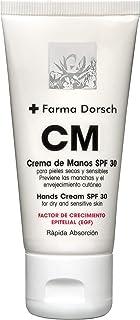 Farma Dorsch Crema De Manos Anti-Edad Y Anti-Manchas (SPF 30 Para Pieles Secas Y Sensibles) - 50 ml.
