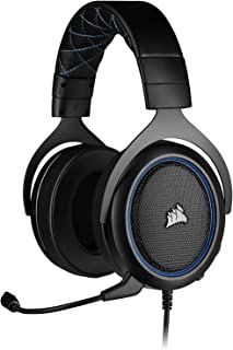 Corsair CA-9011217-AP HS50 Pro - Stereo Gaming Headset - Works with PC, Mac, Xbox One, PS4, Nintendo Switch, iOS and Andro...
