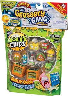 Grossery Gang The Series 2 - Moldy Chips (Dispatched from UK)