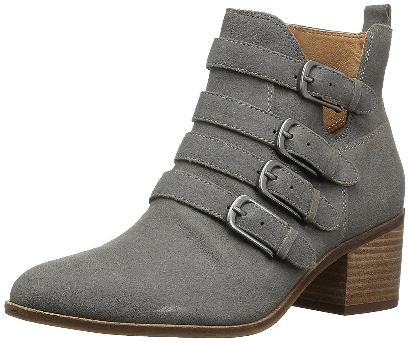 知恵原子有名なLucky Brand(ラッキーブランド) レディース 女性用 シューズ 靴 ブーツ アンクルブーツ ショート Loreniah - Steel Grey 7 M [並行輸入品]