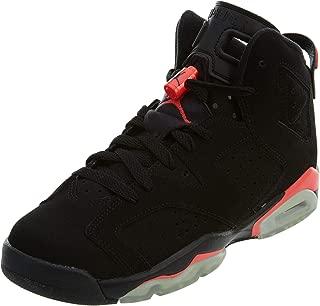 Jordan 6 Retro Infrared Black 2014 Style: 384665-023 Size: 3.5
