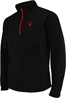 Spyder Men's Outbound 1/4 Zip Core Pullover Sweater