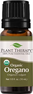 Plant Therapy Oregano Organic Essential Oil 100% Pure, USDA Certified Organic, Undiluted,..