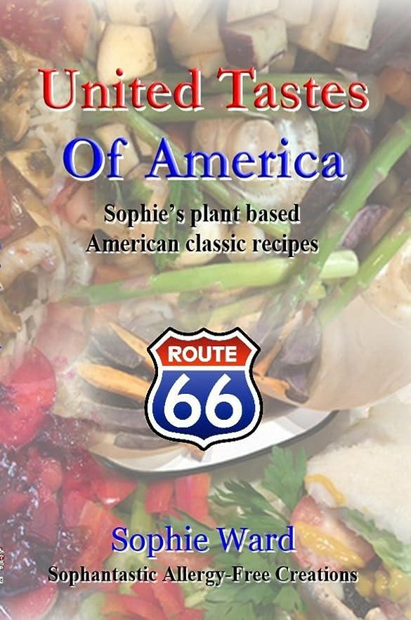 United Tastes of America (English Edition)
