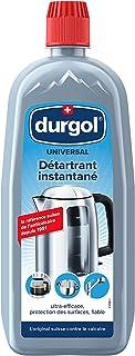 Durgol 115 – Détartrant spécial Anti Tous Les Objets de ménage – Enlève Le calcaire efficacement, Version française, 750 m...