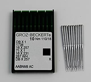 Schmetz-plat piston aiguille système 24x1 nm110