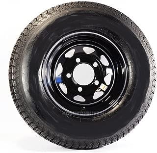 ST205/75R15 LRC 6 PR Rainier ST Radial Trailer Tire on 15