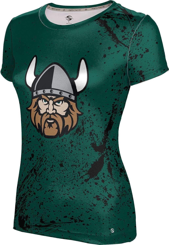 ProSphere Cleveland State University Girls' Performance T-Shirt (Splatter)