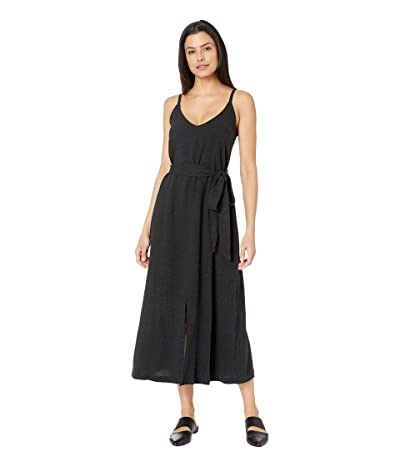Rachel Pally Linen Tallulah Dress (Black) Women