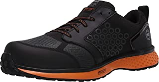 Timberland PRO Reaxion Composite Safety Toe Black/Orange 7