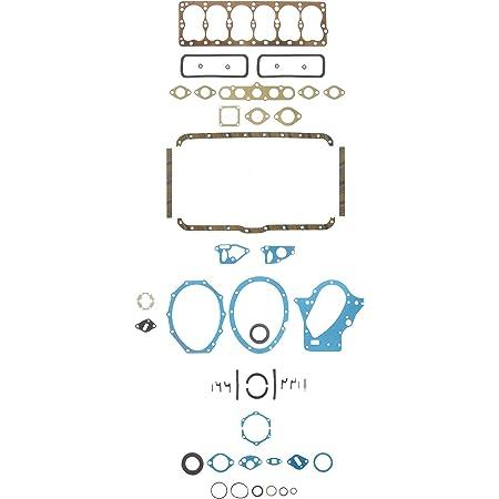 Amazon Com Fel Pro Fs 7564 C 2 Full Gasket Set Automotive