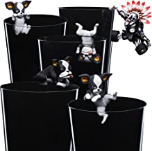 Kitan Club Putitto JoJo's Bizarre Adventure Iggy Cup Toy - Blind Box Includes 1 of 5 Collectable Figurines - Hangs on Thin, Flat Edges - Authentic Japanese Design - Durable Plastic
