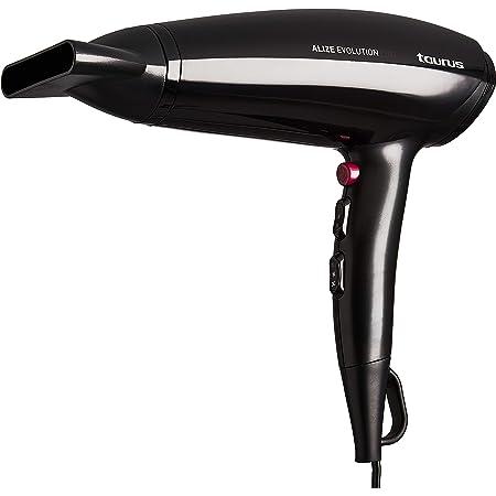 Taurus Alize Evolution - Secador de pelo, 2200 W, Negro