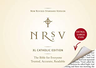 NRSV XL, Catholic Edition, Hardcover, Green