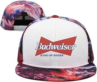 Adjustable Budweiser-Budvar-Beer-Logo- Baseball Hats Unisex New Caps