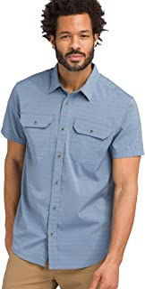 Prana Men's Cayman Short Sleeve Cayman Short Sleeve