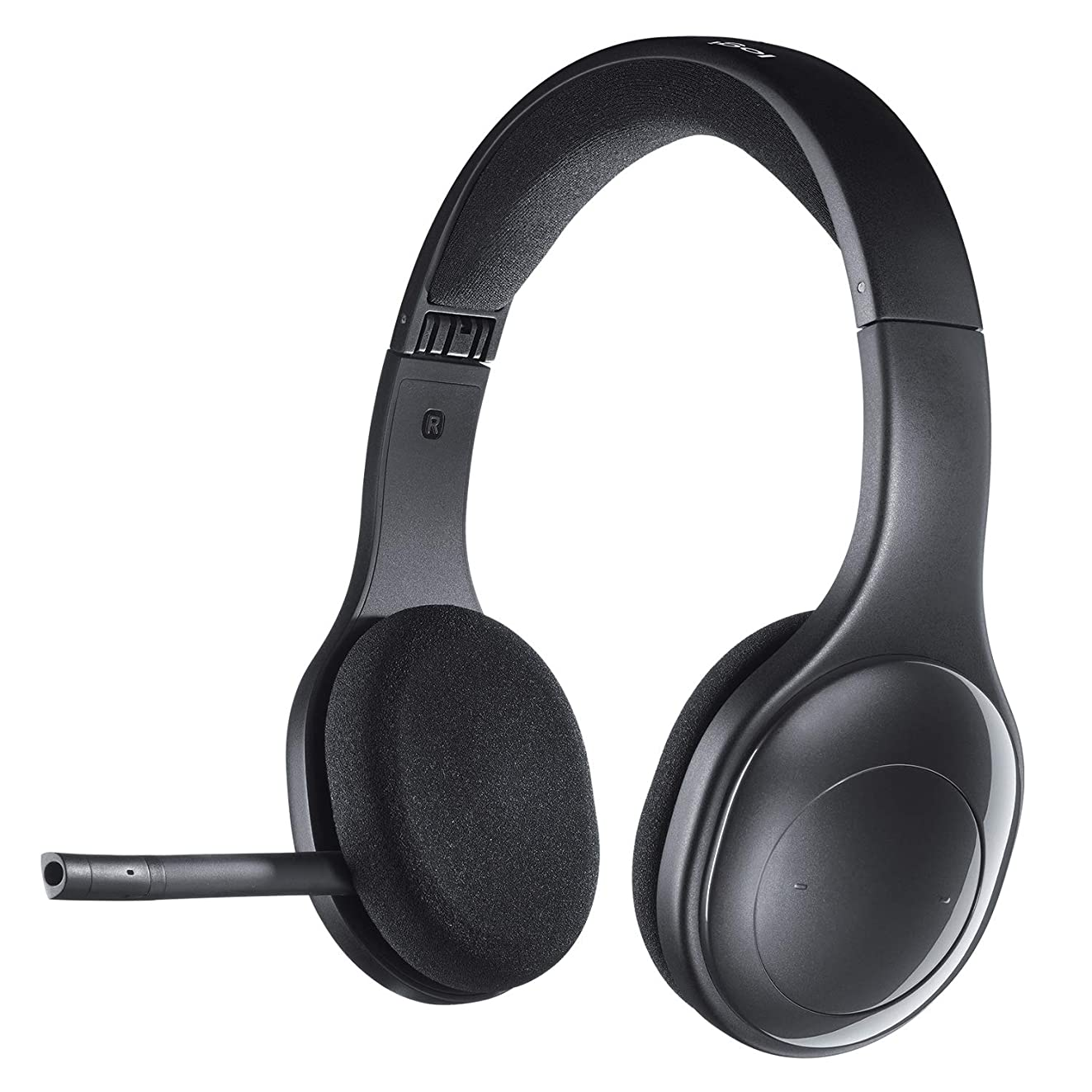 Logitech H800 Bluetooth Wireless Headset with Mic for PC, Tablets and Smartphones