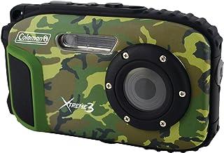 Coleman C9WP-CAMO Xtreme3 20 MP Waterproof Digital Camera with Full 1080p HD Video (Camo)