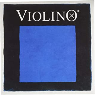 Pirastro Violino Violin Strings E, Steel Loop End