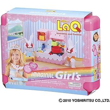 ラキュー (LaQ) イマジナル(Imagnal) 女の子セット