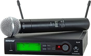 Shure SLX24/SM58 Handheld Wireless System, H5
