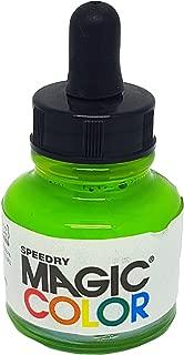 Magic Color MC310 28ml Liquid Acrylic Ink, Asian Lime
