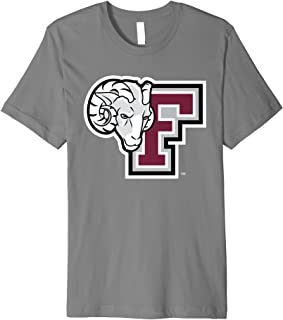 Fordham Rams Women's College NCAA T-Shirt RYLFOR06