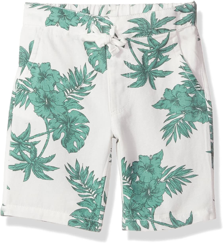 Fore!! Axel & Hudson Boys' Palms Prints Shorts