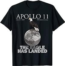 Moon Landing 50th Anniversary Gift Lunar Landing Apollo 11 T-Shirt