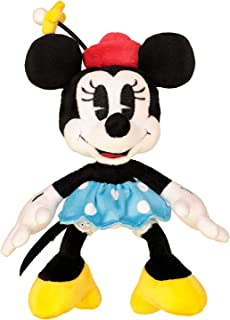 Disney Plush Retro Minnie Blue Skirt 7In , PDP1700928