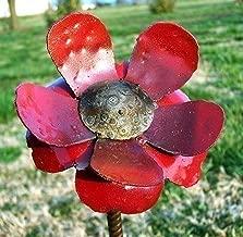 Metal flower stake Betty design