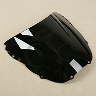 Black Windscreen Windshield For 1998-1999 Honda CBR 900RR CBR 919RR 98 99