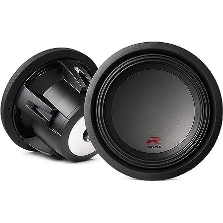 Alpine Electronics Rw12d2 2250ww Dual 2 Ohm Schwingspule Subwoofer Audio Hifi
